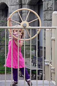 Playground in Charlestown