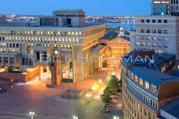 Downtown - Financial District