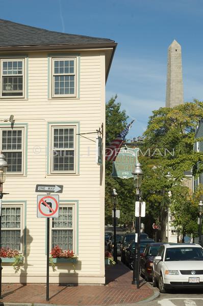 Warren Tavern in Historical Charlestown