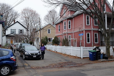 Our Boston Homestead