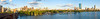 Boston Panorama from the Longfellow Bridge
