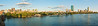 Boston Pano from Longfellow Bridge