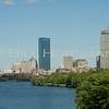 CharleRiver & Boston from BU Bridge