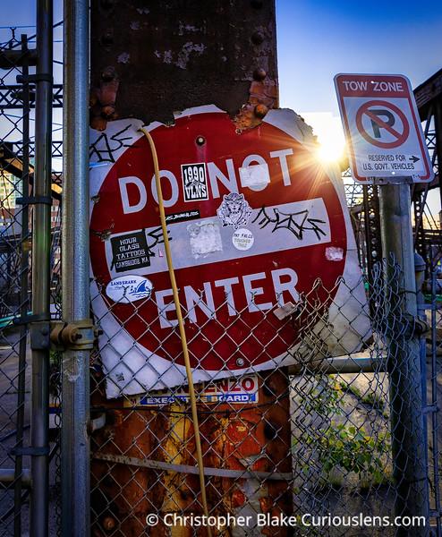 Boston - Do not Enter