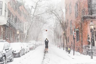 Blizzard Basketball