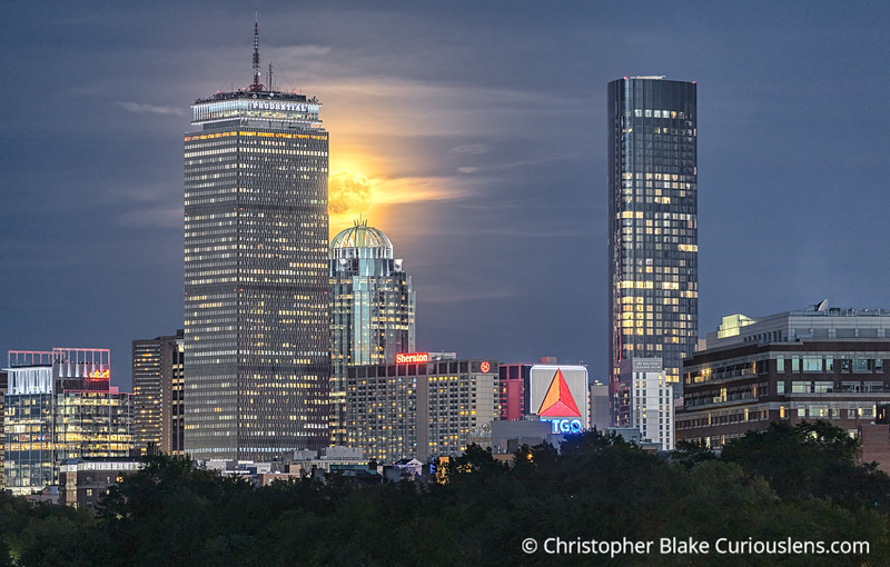 Prudential Moon Rise