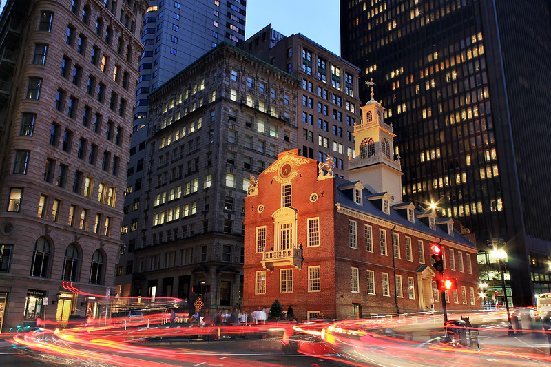Old State House in a New World