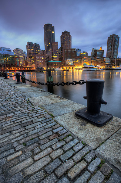 Boston Fan Pier