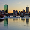 Winter on the Charles