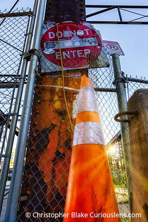 Boston Traffic Cone
