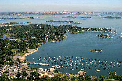 HIngham Harbor to Boston