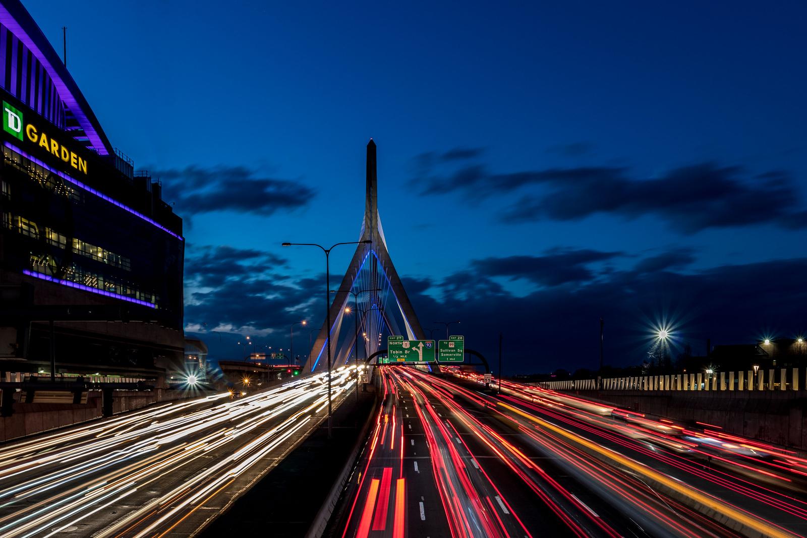 Zakim Bridge, Boston, MA