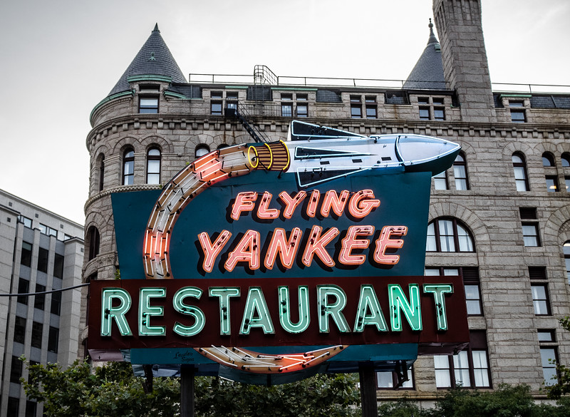 Flying Yankee