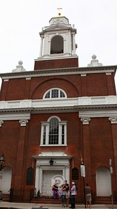 Old Faneuil Hall, Boston MA