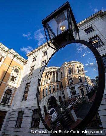 Boston State House Mirror