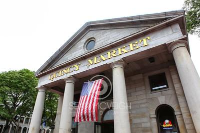 Quincy Market Entrance