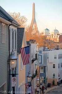 Autumn in Boston, Massachusetts