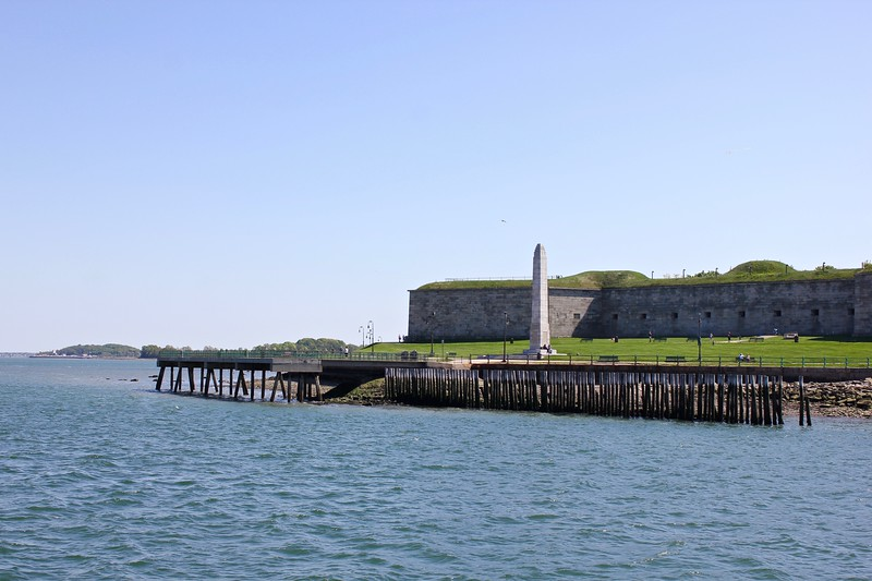 Castle Island in South Boston, Massachusetts