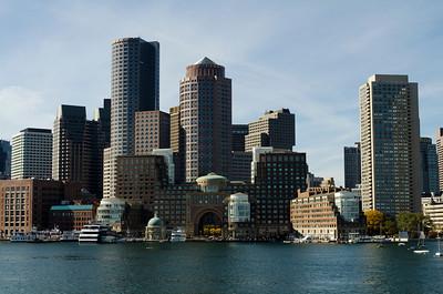 The Arch  - Boston Harbor