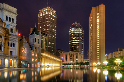 Christian Science Center - Boston