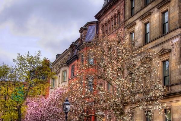 Commonwealth Avenue Row Houses