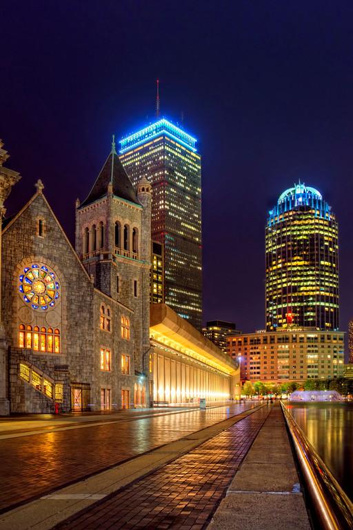 Boston Back Bay Collection
