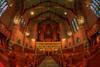 Old South Church Interior - Boston