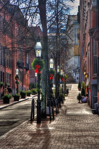 A Stroll in Beacon Hill
