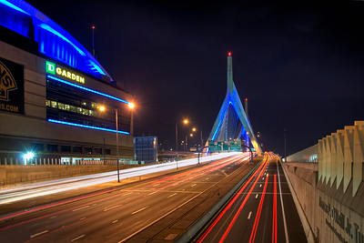 The Garden and the Zakim