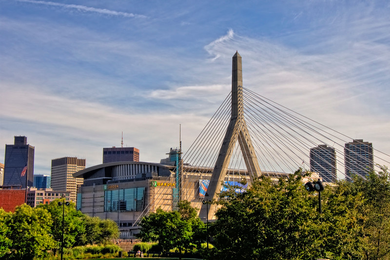 The Bridge and the Arena - Boston