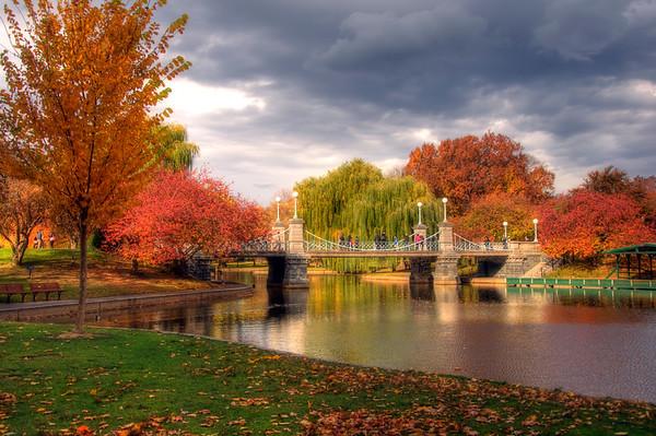 Sunkissed Lagoon Bridge