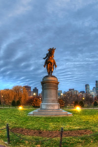 George Washington Statue 4