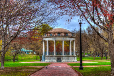 Parkman Bandstand - Boston Common