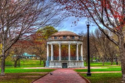 Parkman Bandstand - Boston Common
