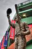 Carl Yastrzemski Statue