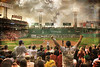 Fenway Park home of the Boston Red Sox.<br /> <br /> Boston Art Photography by Joann Vitali