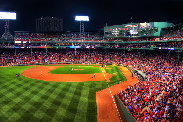Boston Red Sox Fenway Park Series