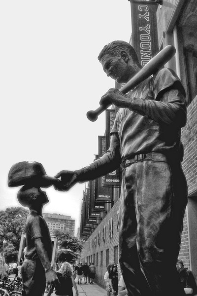 Idol - Ted Williams - Boston Red Sox