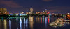 Boston Skyline Panoramic