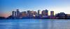 Boston Skyline Panoramic 2