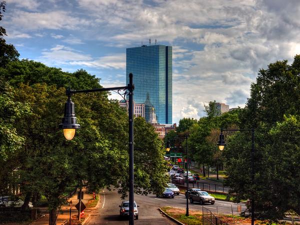 Boston Skyline - Boston Cityscape