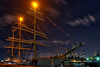 USCG Eagle Cutter - Boston