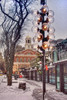Quincy Market Flurries - Boston