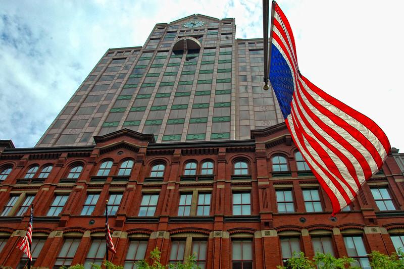 Downtown Crossing Boston