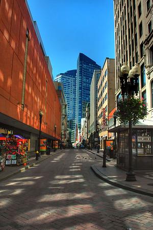 Boston Street - Downtown Crossing