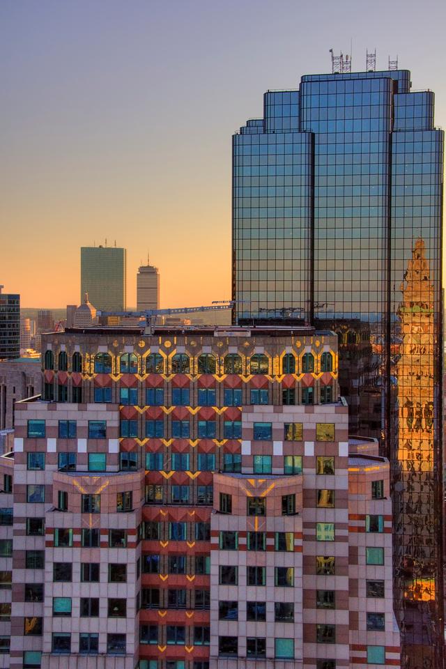 Boston Architecture Reflections