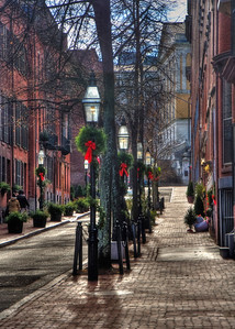 Beacon Hill Christmas Card 2