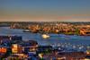 US Coast Guard on Boston Harbor 2