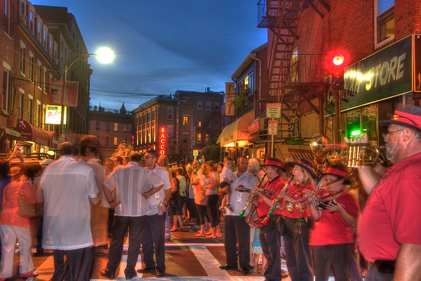 Feast Of Saint Anthony - Boston North End