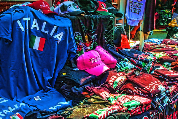 Italian American - Boston - North End